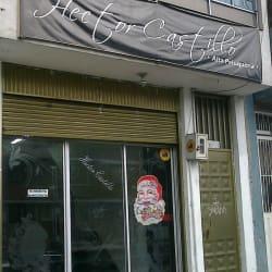 Hector Castillo Alta Peluquería en Bogotá