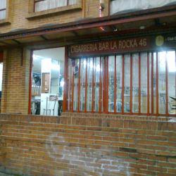 Cigarrería Bar La Rocka 46 en Bogotá