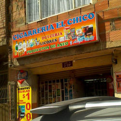 Cigarrería El Chico en Bogotá