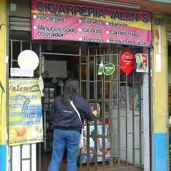 Cigarrería Valen's en Bogotá