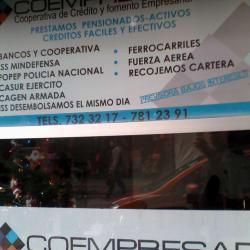 Coempresar en Bogotá