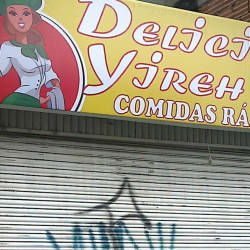 Delicias Yireh en Bogotá