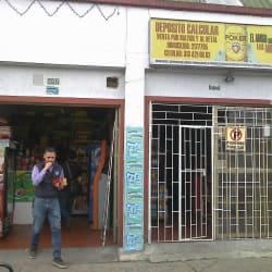 Depósito Calcular en Bogotá