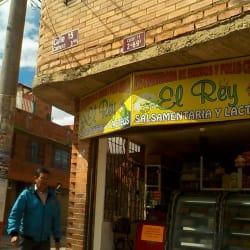 Distribuidora de Huevos y Pollo Criollo el Rey en Bogotá