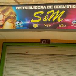 Distribuidora de Cosmeticos SYM en Bogotá
