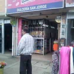 Dulcería San Jorge en Bogotá