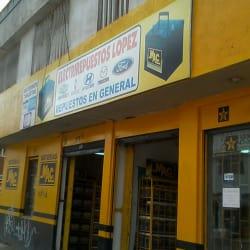 Electrirepuestos Lopez en Bogotá