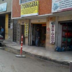 Tornigara en Bogotá