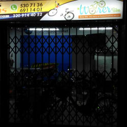 Worer Bike en Bogotá