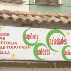 Variedades Calle 6 en Bogotá