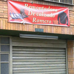 Remontadora de Calzado Romero  en Bogotá