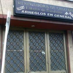 Renovadora de Calzado Valdiry en Bogotá