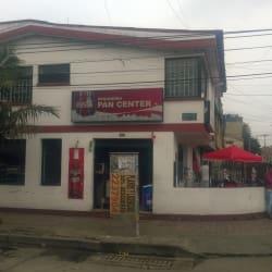 Panadería Pan Center en Bogotá