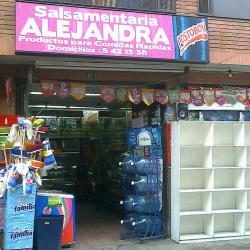 Salsamentaria Alejandra en Bogotá
