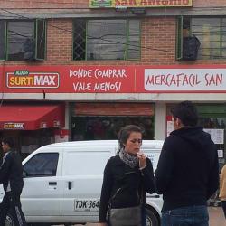 Mercafacil San Antonio en Bogotá