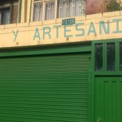 Matas y Artesanias la Ganga en Bogotá