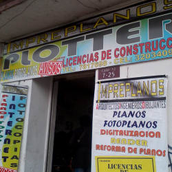 Impreplanos Arquitectos Ingenieros Dibujantes en Bogotá