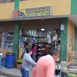 Mercaexpress Santandercito en Bogotá