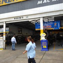 Energiteca Carrera 15 en Bogotá