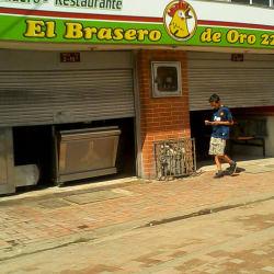 Asadero Restaurante El Brasero de Oro 22 en Bogotá