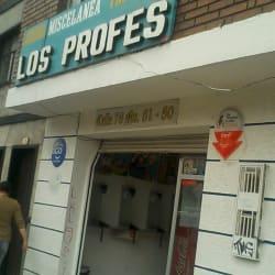 Librería Miscelanea Papelería los Profes en Bogotá