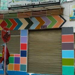 Fábrica de Pinturas Multicolor's en Bogotá