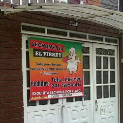 Lechonería El Virrey en Bogotá
