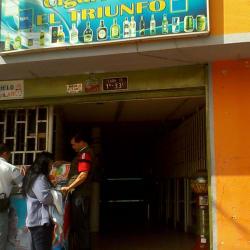 Cigarrería El Triunfo Calle 15  en Bogotá