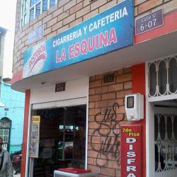Cigarrería y Cafetería La Esquina en Bogotá