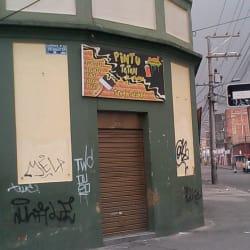 Pintu Tatan en Bogotá