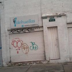 De Huellas en Bogotá