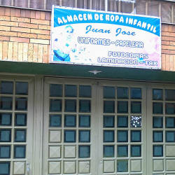Almacén de Ropa Infantil Juan Jose en Bogotá
