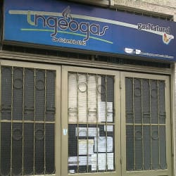Ingeogas de Colombia Ltda en Bogotá