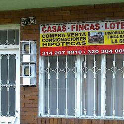 Inmobiliaria Finca Raiz La 68 en Bogotá