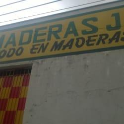 Maderas J.J en Bogotá
