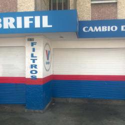 Lubrifil en Bogotá