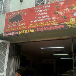 Carnes Finas las Villas en Bogotá