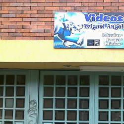 Videos Miguel Angel en Bogotá