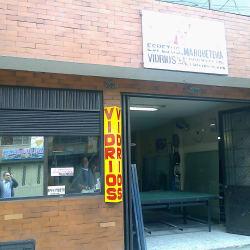 Vidrios Cortes en Bogotá