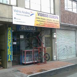 Vidrios Europa en Bogotá