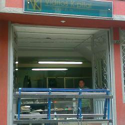 Vidrios K-Pital en Bogotá