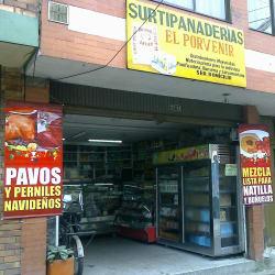 Surtipanaderías El Porvenir en Bogotá
