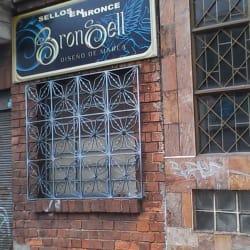 Sellos en Bronce Bronsell en Bogotá