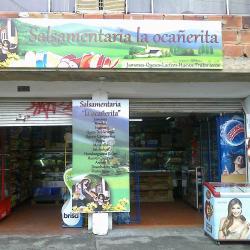 Salsamentaría la Ocañeríta en Bogotá