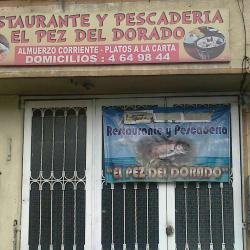 Restaurante y Pescadería El Pez del Dorado en Bogotá
