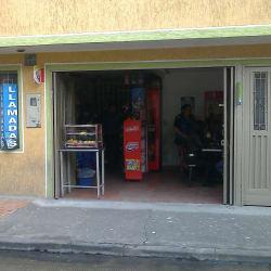Tienda en la 63 en Bogotá