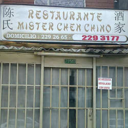Restaurante Mister Chen Chino  en Bogotá