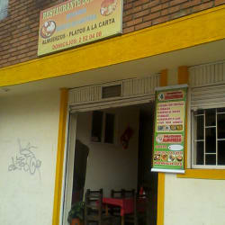Restaurante Donde Luc en Bogotá