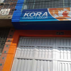 Pinturas y Revesticimientos Kora  en Bogotá