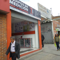 Technical Instruments S.A.S en Bogotá